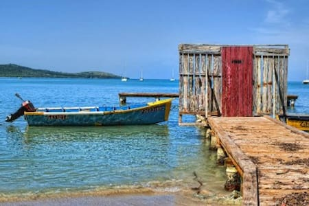 POBLADO DE BOQUERON - Cabo Rojo - House