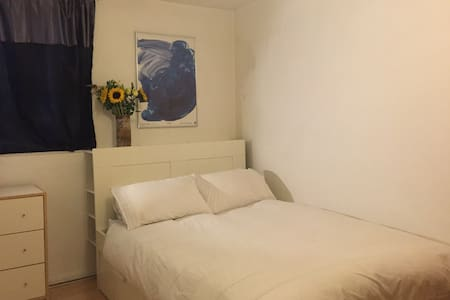 Bright, Central, Quiet Double Room