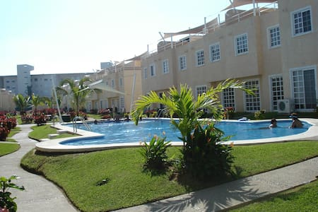 Agradable casa en Acapulco - Haus