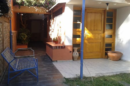 Hostel Kolton casa familiar - Las Heras - Bed & Breakfast