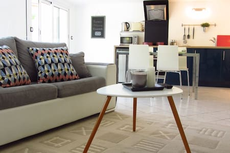 F2 cosy Parc expo,Airport CDG,Paris - Villepinte - Appartement