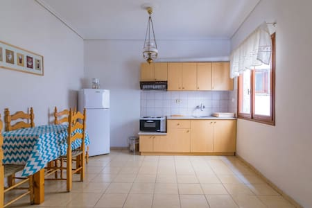 Hotel Agni- Furnished apartments B - Nafpaktos - Appartement