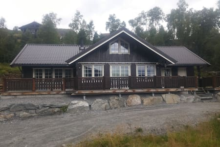 Flott hytte i Sunnmørsalpane - Zomerhuis/Cottage