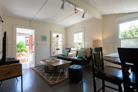 Charming + Private Downtown Cottage - San Anselmo - Haus