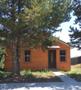 Pinedale Cabin Home: In town!!! - Casa