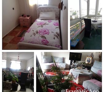 Single White Room Rabat CentreVille