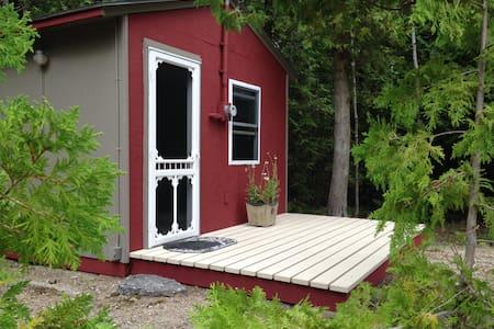 Thoreau's Eco-Cabin - 小屋