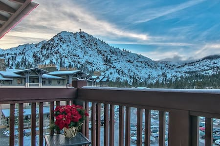 Village at Squaw Top Fl 1BR Ski-In - Olympic Valley - Apartamento