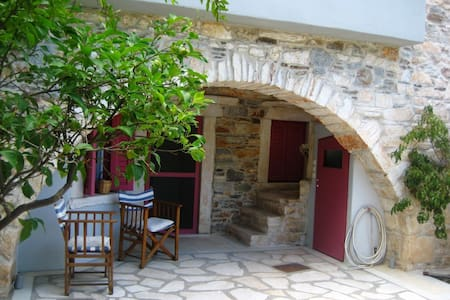 Zas Traditional Apartment for 3 - Danakos