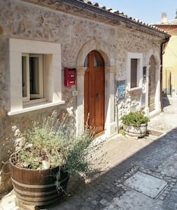 Charming flat in a medieval village