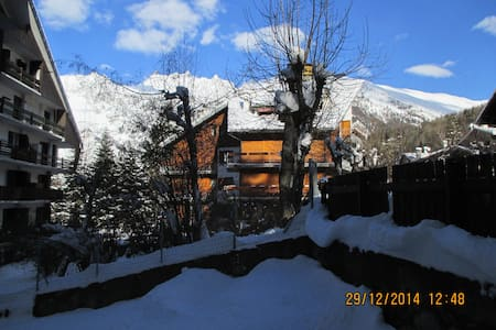 appartamento a Courmayeur  - Apartment
