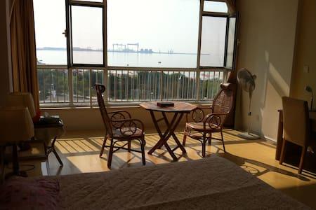 烟台市海阳凤城旅游度假区建盛丽宫商务大厦A座西单元518 - Yantai Shi - Appartement