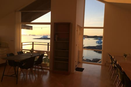 Ilulissat Guesthouse Rooms - Casa