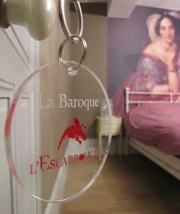 L'Escarboucle - La Baroque - Bed & Breakfast