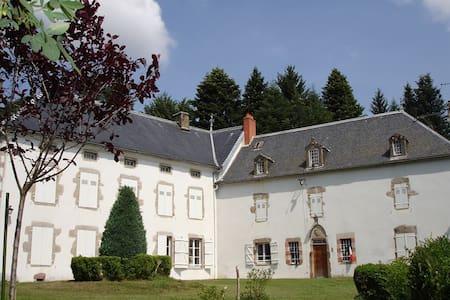 Château de La Vervialle Chb 3 - Lamazière-Haute