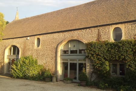 13th Century Barn 15 mins from Bath - Casa