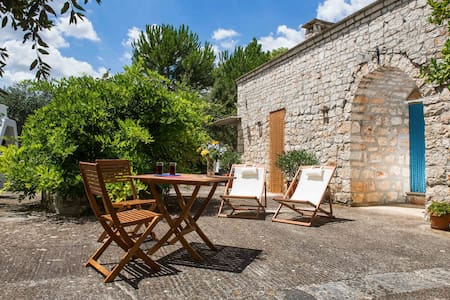 Authentic and lovely trulli - Villa