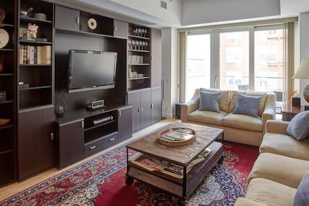 Large 2 Bedroom apt near Union Sq