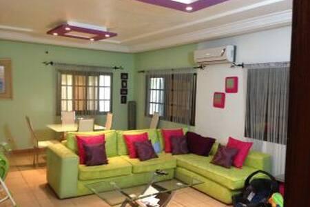 Villa Moderne - Cotonou - Casa