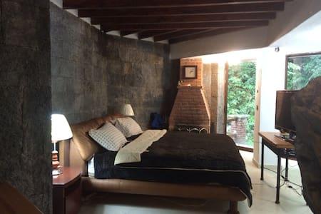 Casa Rústica en Xico - Xico