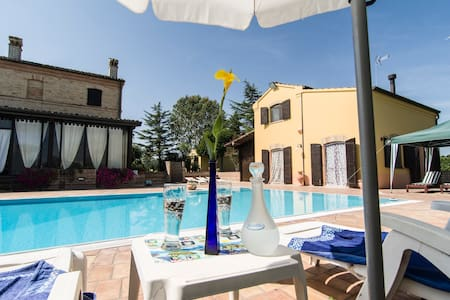 Villa esclusiva con piscina - Recanati - Villa