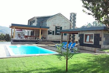 Casa Família Silva - Hus