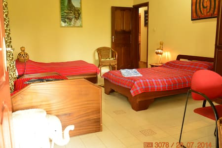Zwinkels Guest House - Bamenda - Bed & Breakfast