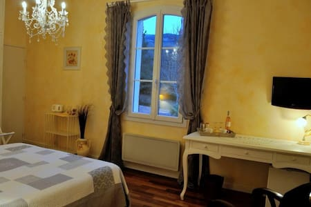 Chambre Olympe 2 personnes - Trets