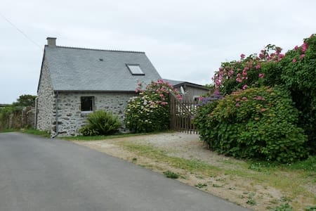 Maison de vacances avec Jardin - Saint-Germain-des-Vaux - Maison