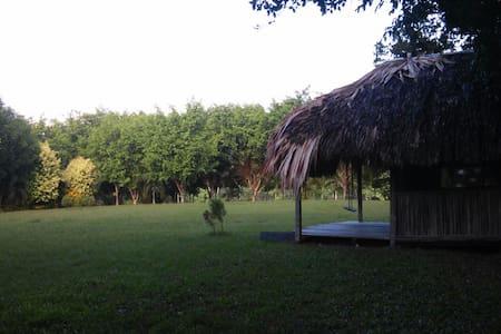 Hermosa cabaña rústica de campo - Haus