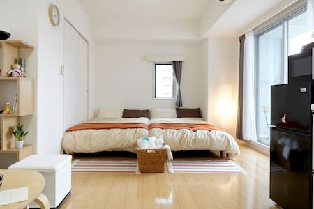 TOKYO TOWER 3min|48㎡|Cozy Room - Apartment