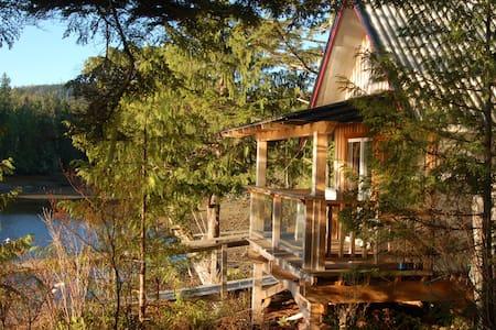 C'idawai Point Cabins - Denny Island - Cabin
