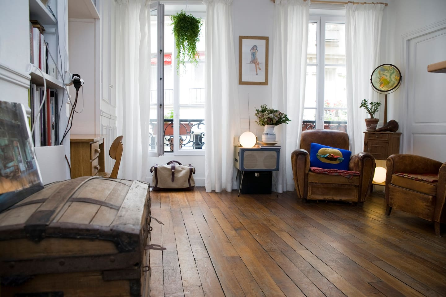 CHARMING apartment HEART of PARIS
