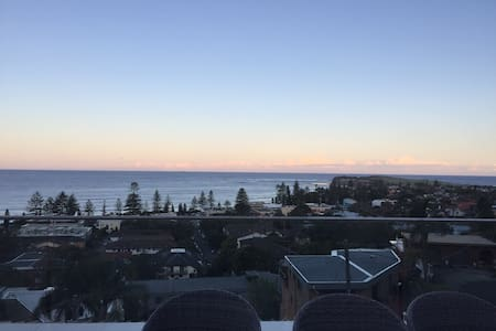Central Collaroy Cabana Ocean Views