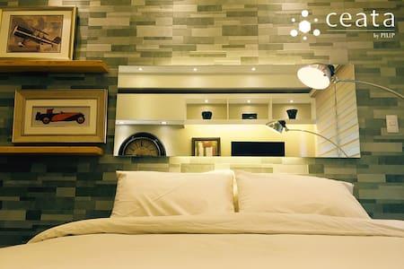 Best deal!! Makati Modern Studio - Apartamento