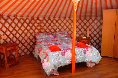 Yurta Los Almendros - Yurt