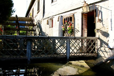 Moulin de l'Orme - Huis