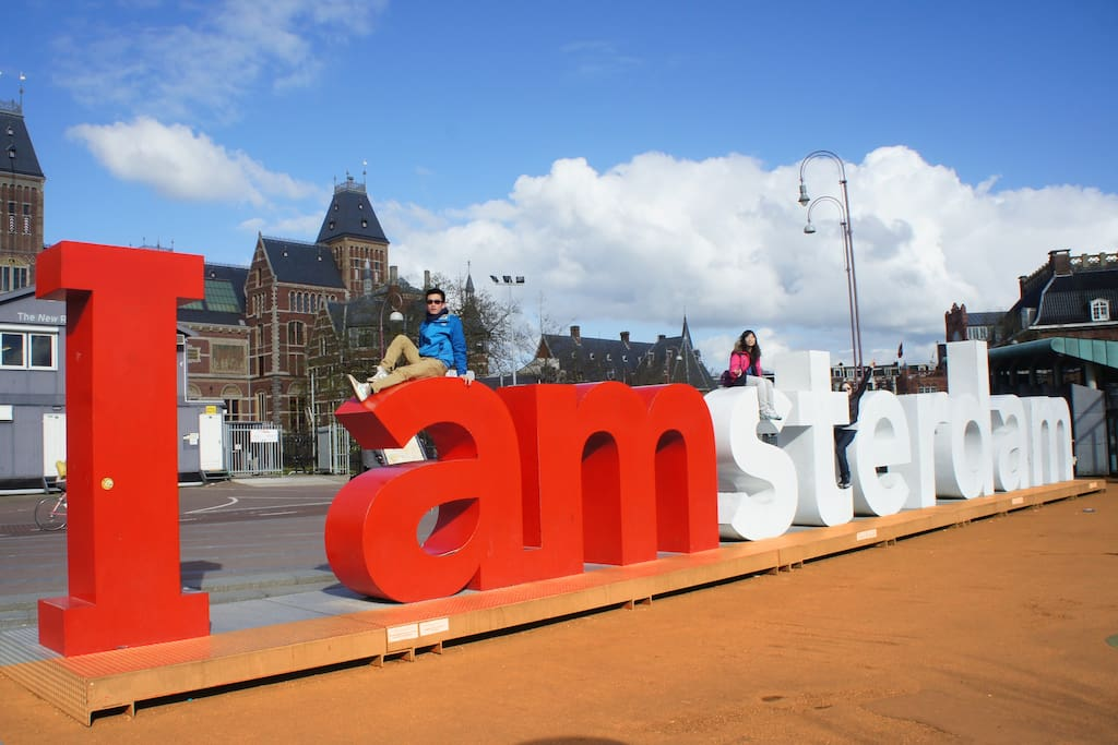 Amsterdam centre with easy acces