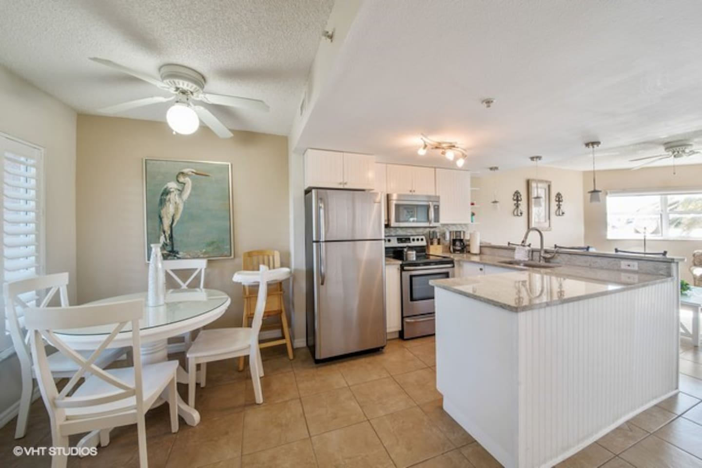 Open, bright, and spacious floor plan means plenty of room for the whole gang!