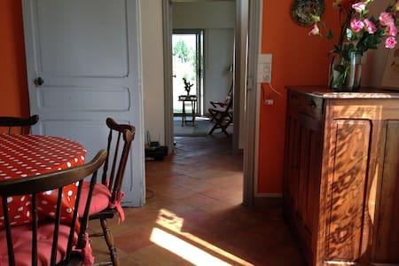 Maison de village avec jardin - Rabastens - Casa