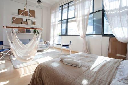 Premium cozy Loft Barcelona - Barcelona - Appartement