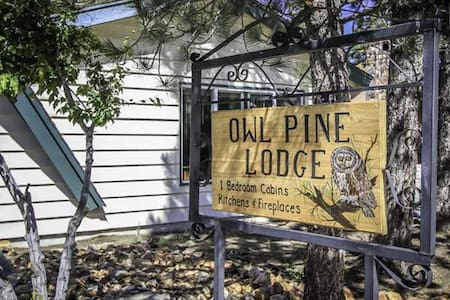 Owl Pine Cabin - 1BR Home #1551