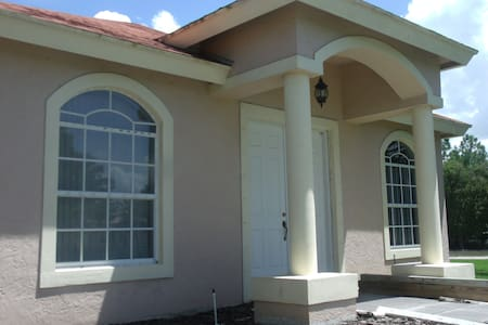 Beautiful guest house on horse farm - Loxahatchee - Haus