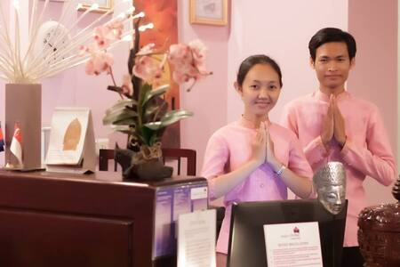Angkor Orchid Central -BEST RATE! - Bed & Breakfast
