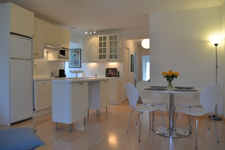 Modern bright two bedroom apartment - Bagnères-de-Bigorre - Appartement