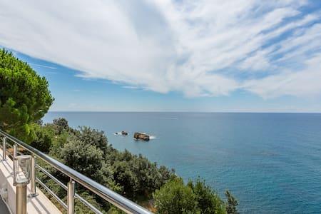 Design villa with panoramic seaview - Ulcinj - House