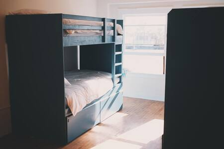 1 Bed in a 4 bed Dorm Room (D)