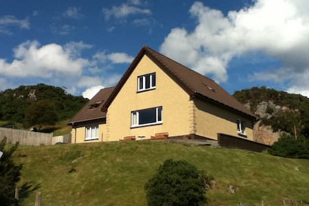 Eagle View - Tigh Na Sith - Lochinver - Bed & Breakfast