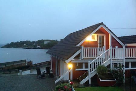 Solstrand på Hundvåg