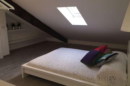Manfrulia attic (JUST RENOVATED) - Milano - Apartment